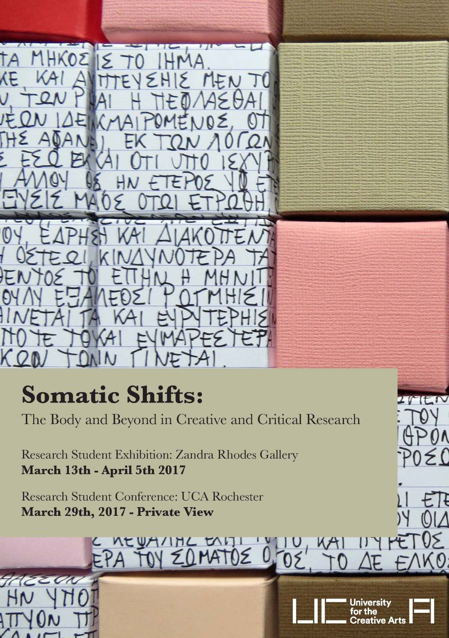 Somatic Shifts